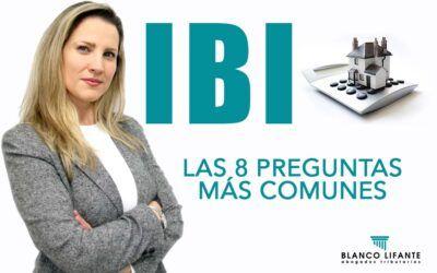 IBI, LAS 8 PREGUNTAS MÁS COMUNES